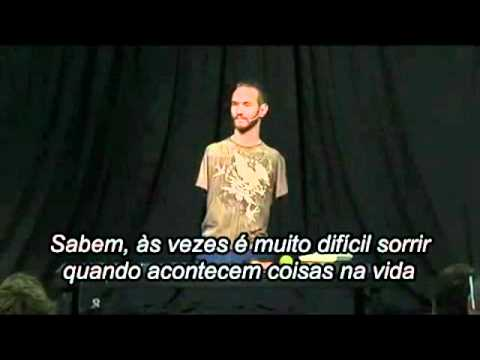 Nick Vujicic - Legendado em Portugus-BR