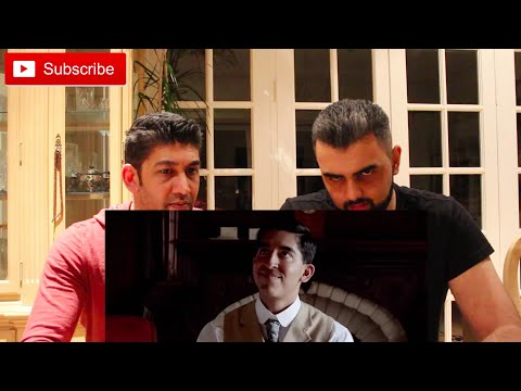 The Man Who Knew Infinity Trailer Reaction | Dev Patel, Jeremy Irons, Devika Bhise|