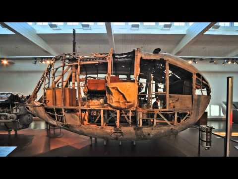 Das Zeppelin-Museum in Friedrichshafen