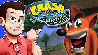 Crash: Wrath of Cortex - AntDude