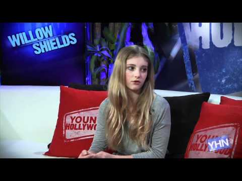 THE HUNGER GAMES's Willow Shields: A Star on the Rise! - STUDIO SECRETS