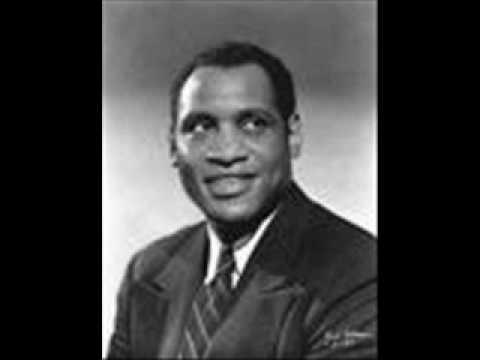 PAUL ROBESON-OLD FOLKS AT HOME-WAY DOWN UPON THE SWANEE.wmv