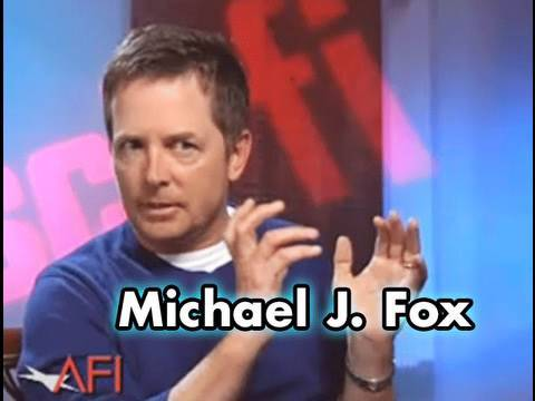 Michael J. Fox On BACK TO THE FUTURE