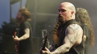 """SLAYER """"Repentless North American Tour"""" w/ ANTHRAX + DEATH ANGEL"""