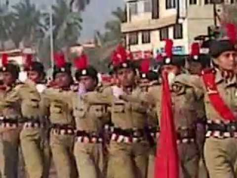 2013 PURI REPUBLIC DAY NCC  DRILL