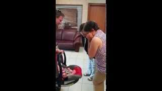 Couple Uses Miracle Of Adoption To Surprise A New Grandma Who Didn't Know It Was Coming