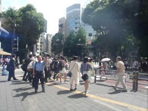 GEDC3331 2015.05.21 nikkei shibunn at ikebukuro sanshain street  lotteria with bunka housou radio.