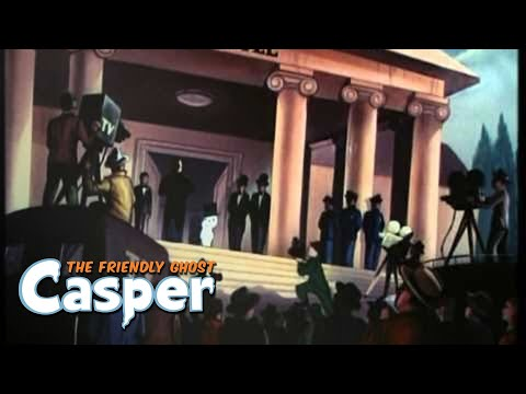 Casper Classic episode 08 Ghost Of The Town & Super Spook