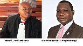 Urupfu rwa Me Donat Mutunzi: Me Innocent Twagiramungu asanga ibisobanuro bya polisi birimo urujijo