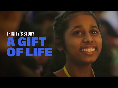 A Gift Of Life — Trinity's Story | New Creation Church