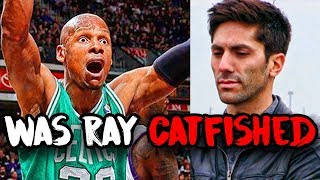 The DARK STORY Ray Allen wants YOU to forget.. Was he Catfished?