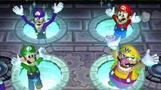 Mario Party 9 - All Wacky Minigames