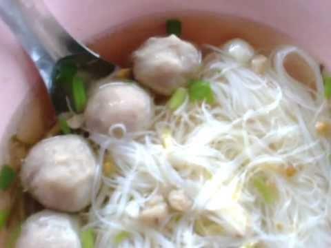 Padang Besar Thailand ' Koay Teow Soup ' Friday 1st July 2011