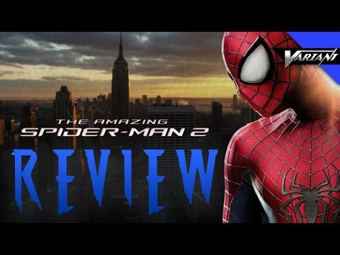The Amazing Spider-Man 2 Movie REVIEW!