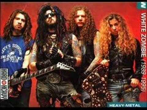 Children of the grave - white zombie