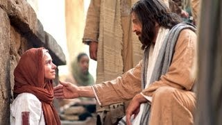 Jesus Heals a Woman of Faith