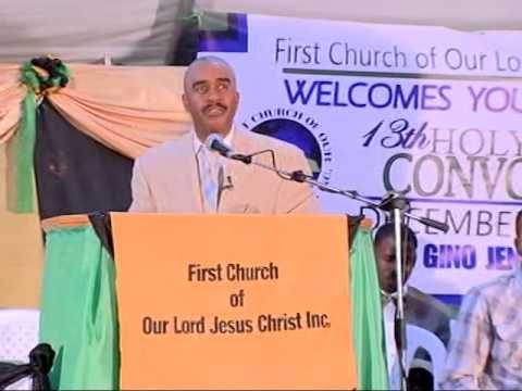 Pastor Gino Jennings Truth of God Radio Broadcast 963-964 Jamaica Youth Holy Convo. Raw Footage!