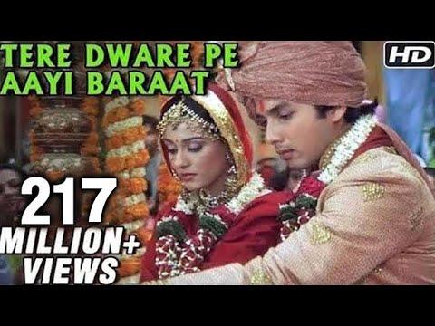 Tere Dware Pe Aayi Baraat - Shahid Kapoor & Amrita Rao - Vivah...