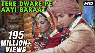 Tere Dware Pe Aayi Baraat - Shahid Kapoor & Amrita Rao - Vivah