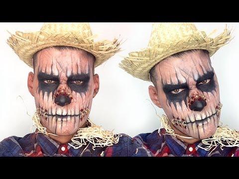 Zombie Scarecrow Halloween