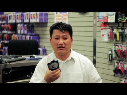 Review of Polaroid Variable range Neutral Density ND filter with Canon T2i 550D