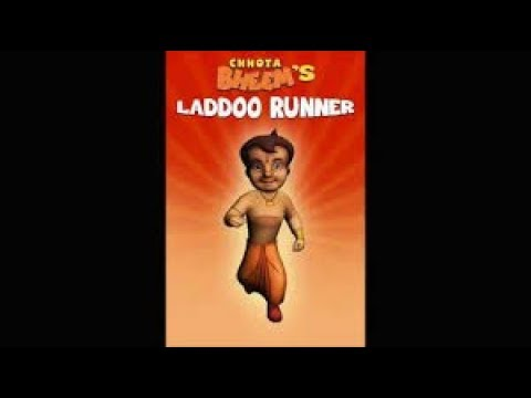 Chhota Bheems Laddoo Runner Game