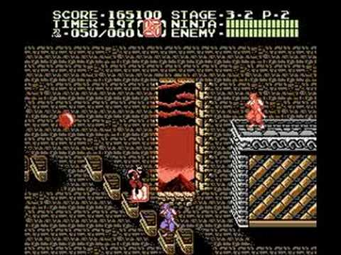 Ninja Gaiden 2 Review (NES)