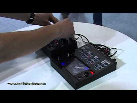 KORG MONOTRIBE video demo [Musikmesse 2011]