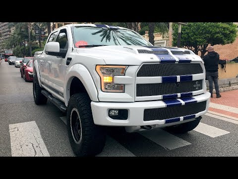 2017 SHELBY SUPER SNAKE F-150 | 750HP 5.0 V8 SUPERCHARGED