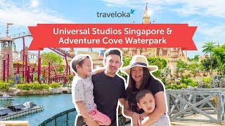 Universal Studios Singapore Rides | Attractions Guide 2019