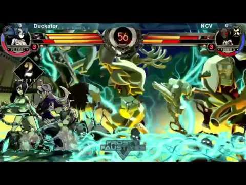 FFV Skullgirls Grand Finals - Duckator (Valentine/Filia/Double) vs. NCV (Painwheel/Parasoul)