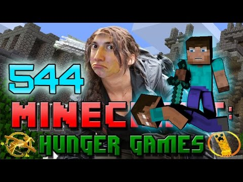 EPIC Minecraft: Hunger Games w Mitch Game 544 LOTS OF KILLS