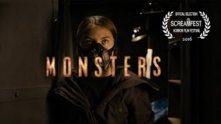 Monsters | Scary Short Horror Film | Screamfest