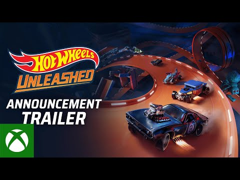 Hot Wheels Unleashed™ | Announcement Trailer