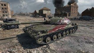 СТГ Гвардеец - НОВАЯ СОВЕТСКАЯ ИМБА НЕРЕАЛЬНЫЙ УРОН - World of Tanks