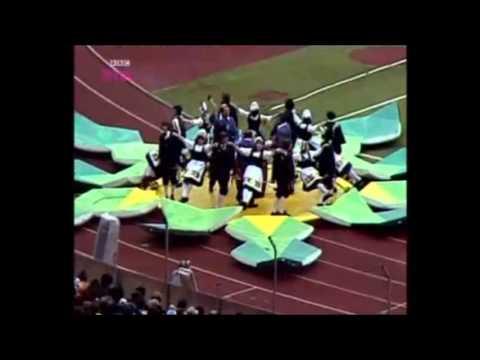 INAUGURACION MUNDIAL ALEMANIA 1974 OPENING CEREMONY WORLD ...