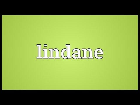 Header of lindane