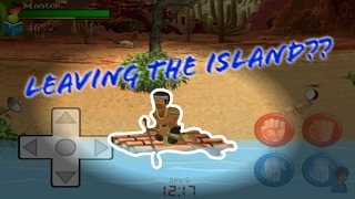 Leaving The Island???| Wrecked 2D #6