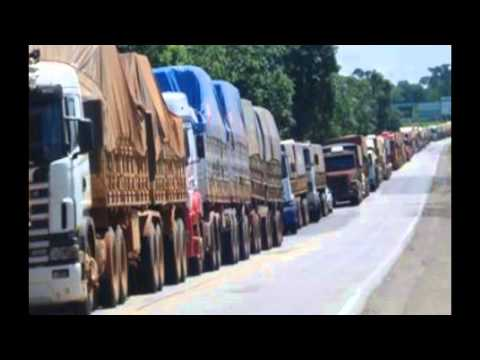Massive Strike In Brazil: Truckers and Protesters Shut Down Several Major Roadways