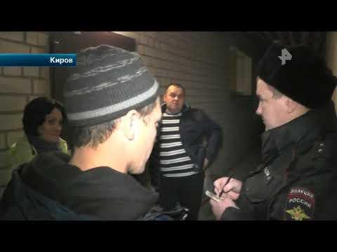 В Кирове пьяные подростки устроили дебош в сауне