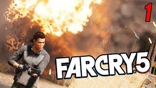 FRIENDLY FIRE - Teo & Richard Play: Far Cry 5