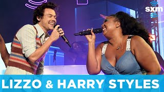 Download lagu Lizzo ft. Harry Styles - Juice [LIVE @ The Fillmore Miami Beach] | SiriusXM