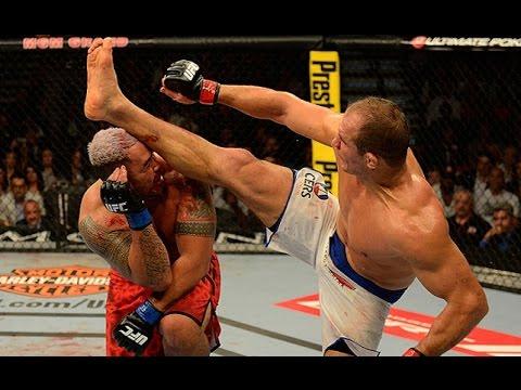 Самые крутые вертушки MMA