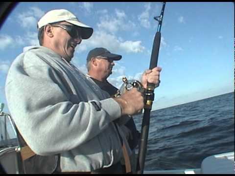 Bluefin Tuna 2006 Cape Cod - GET-REEL Fishing