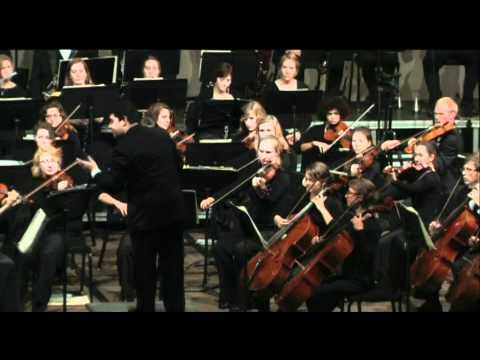 Mahler: Symphony No. 1 - 1st Movement - Tito Muñoz/St. Olaf Orchestra