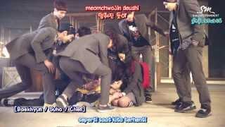 EXO drama episode 2 - Growl IndoSub (ChonkSub16)