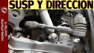 TIPS PARA PROBAR SUSPENSION Y DIRECCION (fallas de suspension)