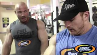 "Flex Lewis Chest Workout ""Defending 2013 Olympia Title "" part3"