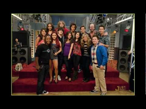 Icarly & Victorious - Leave It All To Shine (full Song) video