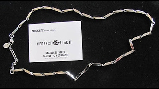 Nikken Perfect Link II Necklace